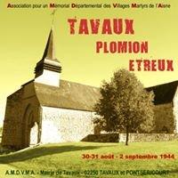 Aisne 1944  Mémorial de Tavaux
