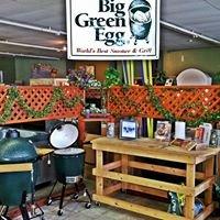 Global Spas Big Green Egg-heads