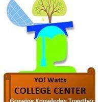 YO! Watts - College Center
