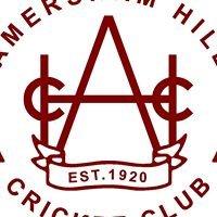 Amersham Hill Cricket Club