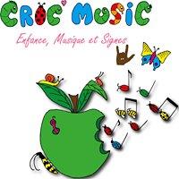 Croc'Music- Enfance, Musique et Signes - Anne LIGOU