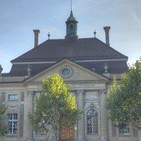 Bibliothèque cantonale et universitaire de Fribourg