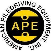 American Piledriving Equipment Inc. Southeast