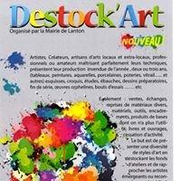 Destock'art Lanton - 11 et 12 mai 2019