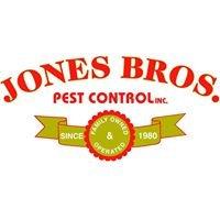 Jones Bros. Pest Control Inc.