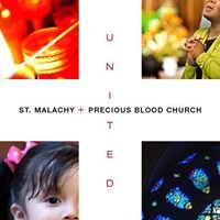 St. Malachy + Precious Blood