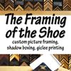 Framing of the Shoe