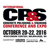 CP&S - International Concrete Polishing & Staining Conference