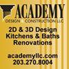 Academy Design & Construction, LLC.