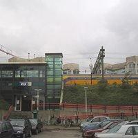 Station Den Haag Laan van NOI