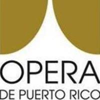 Ópera de Puerto Rico