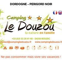 Camping en Dordogne Le Douzou