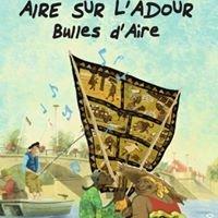 Bulles d'Aire Festival BD à Aire sur l'Adour