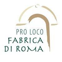 Pro Loco Fabrica di Roma