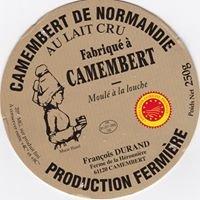 Fromagerie Durand : Le véritable camembert de Camembert