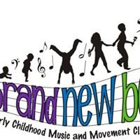 A Brand New Beat - Music Education for the Early Years
