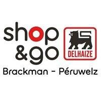 Shop&Go Q8 Brackman