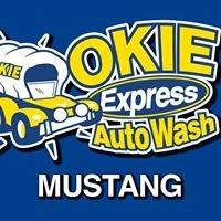 OKIE Express Car Wash Mustang, OK.
