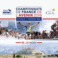 Championnats de France de Cyclisme de l'Avenir 2016