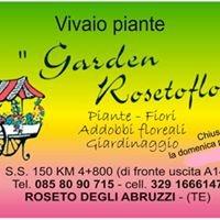 Garden Roseto Flor