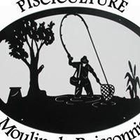 Pisciculture Moulin de Boissonnie - Pêche à la truite