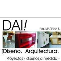 DAI  Diseño.Arquitectura.Interiorismo