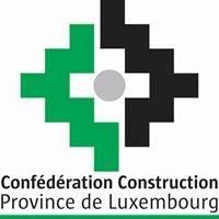Confédération Construction Province de Luxembourg