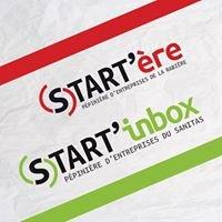 Pépinières Start'inbox et Start'ère