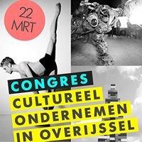 Congres Cultureel Ondernemen 2013