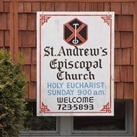 St Andrew's Episcopal Church, Millinocket Maine