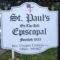 St. Paul's on-the-Hill Episcopal Church in Ossining, NY