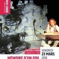 Espace culturel Boris Vian - Les Ulis (91)