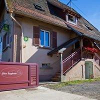 Grand Gîte rural Eugénie Aspach le Bas Alsace