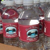 Glen Summit Springs Water Co.