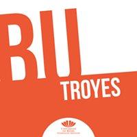 BU de Troyes - URCA