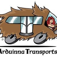 SAS Arduinna Transports
