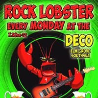 Rock Lobster - Pete Scathe's Monday Nights