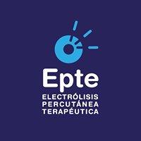 EPTE Electrólisis Percutánea Terapéutica