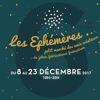 Les Ephémères - Le petit marché des amis créateurs