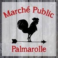 Marché public de Palmarolle