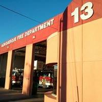 Albuquerque Fire Department station 13
