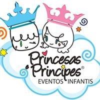 Princesas & Principes Eventos Infantis