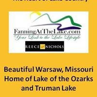 Fanning At The Lake - Crist and Sharon Fanning
