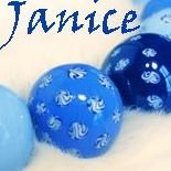 Janice Wood - handmade glass