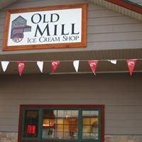 Old Mill Ice Cream Shop