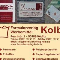 Formular und Werbemittelverlag Kolb