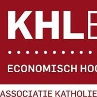 Katholieke Hogeschool Leuven - Dep. Economisch Hoger Onderwijs