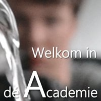 dé Academie, afdeling beeldende kunst Ieper