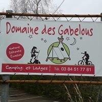 """Camping """"Domaine des Gabelous"""" Salins-les-Bains"""