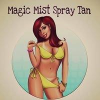 Magic Mist Spray Tan